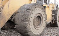 S2C2 Revolution super cushion solid tyre