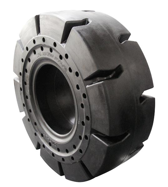 Solid tyre SG S2C2 DWL