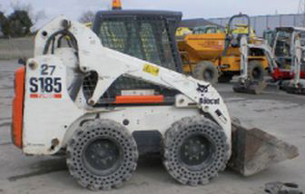 Revolution SE Pattern Tyre Skid Steer